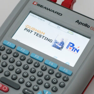Durham PAT Testing machine for health and safety