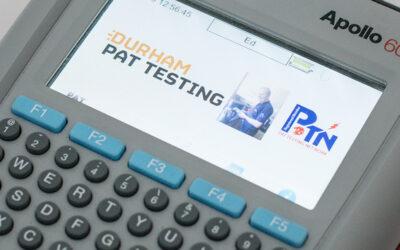 PAT Test Certification