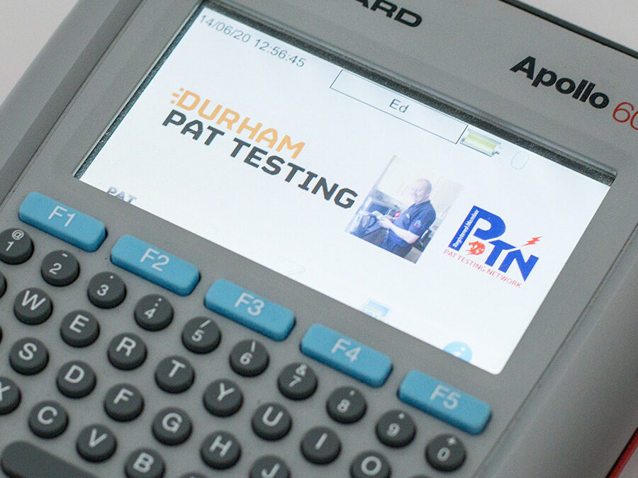 Durham PAT Testing machine for PAT Test Certification