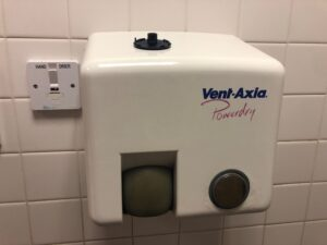 Hand Dryer Fixed Appliance