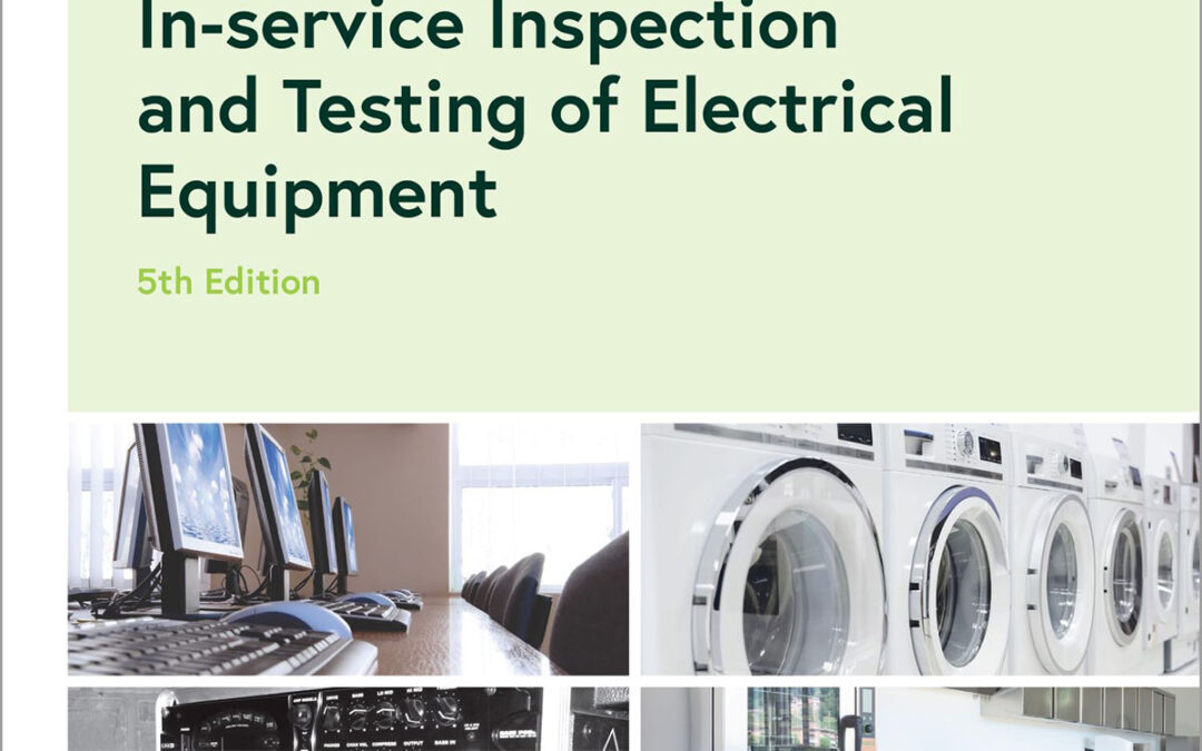 Updated 'in-service inspection and testing code of practice'